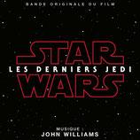 STAR WARS : EPISODE 8 - LES DERNIERS JEDI - JOHN WILLIAMS (CD)