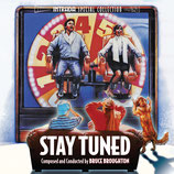 STAY TUNED (MUSIQUE DE FILM) - BRUCE BROUGHTON (CD)
