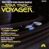 STAR TREK VOYAGER : LE POURVOYEUR (MUSIQUE) JAY CHATTAWAY - JERRY GOLDSMITH (CD)