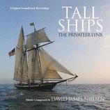 TALL SHIPS : THE PRIVATEER LYNX (MUSIQUE) - DAVID JAMES NIELSEN (CD)