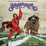 LE PIRATE DES CARAIBES (SWASHBUCKLER) MUSIQUE - JOHN ADDISON (2 CD)