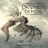 DA VINCI'S DEMONS SAISON 2 (MUSIQUE) - BEAR McCREARY (2 CD + AUTOGRAPHE)