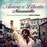 AMORE E LIBERTA MASANIELLO (MUSIQUE DE FILM) - MARCO WERBA (CD)
