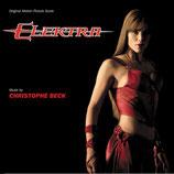 ELEKTRA (MUSIQUE DE FILM) - CHRISTOPHE BECK (CD)