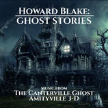 THE CANTERVILLE GHOST / AMITYVILLE 3 (MUSIQUE) - HOWARD BLAKE (CD)