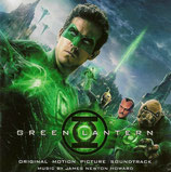 GREEN LANTERN (MUSIQUE DE FILM) - JAMES NEWTON HOWARD (CD)