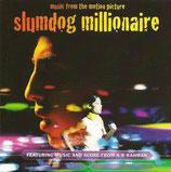 SLUMDOG MILLIONAIRE (MUSIQUE DE FILM) - A R RAHMAN (CD)
