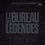 LE BUREAU DES LEGENDES (MUSIQUE DE SERIE TV) - ROB (CD)