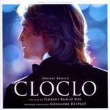 CLOCLO (MUSIQUE DE FILM) - ALEXANDRE DESPLAT (CD)