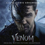VENOM (MUSIQUE DE FILM) - LUDWIG GORANSSON (CD)