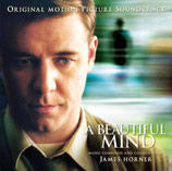 UN HOMME D'EXCEPTION (A BEAUTIFUL MIND) - JAMES HORNER (CD)