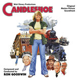 LA COURSE AU TRESOR (CANDLESHOE) MUSIQUE - RON GOODWIN (CD)