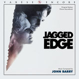 A DOUBLE TRANCHANT (JAGGED EDGE) MUSIQUE DE FILM - JOHN BARRY (CD)