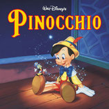 PINOCCHIO (DISNEY) MUSIQUE - VERSION FRANCAISE - LEIGH HARLINE (CD)