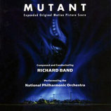 MUTANT (MUSIQUE DE FILM) - RICHARD BAND (CD)