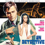 EXECUTIONS (UN DETECTIVE) MUSIQUE DE FILM - FRED BONGUSTO (CD)