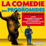 ARCHIMEDE LE CLOCHARD / MAIGRET ET L'AFFAIRE ST FIACRE (MUSIQUE DE FILM) - JEAN PRODROMIDES (CD)