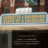 LAURETTE / RASHOMON / DEATH OF A SALESMAN - ELMER BERNSTEIN (CD)