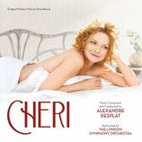 CHERI (MUSIQUE DE FILM) - ALEXANDRE DESPLAT (CD)