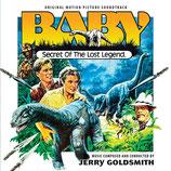 BABY : LE SECRET DE LA LEGENDE OUBLIEE (MUSIQUE FILM) - JERRY GOLDSMITH (CD)