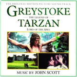 GREYSTOKE, LA LEGENDE DE TARZAN (MUSIQUE DE FILM) - JOHN SCOTT (CD)