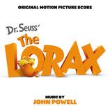 LE LORAX (MUSIQUE DE FILM) - JOHN POWELL (CD)