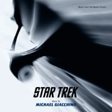 STAR TREK (MUSIQUE DE FILM) - MICHAEL GIACCHINO (CD)