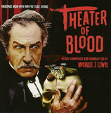 THEATRE DE SANG (THEATER OF BLOOD) MUSIQUE DE FILM - MICHAEL J. LEWIS (CD)