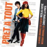 PRET A TOUT (MUSIQUE DE FILM) - CHRISTOPHE LA PINTA (CD)