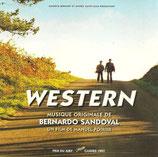 WESTERN (MUSIQUE DE FILM) - BERNARDO SANDOVAL (CD)