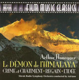 LE DEMON DE L'HIMALAYA / REGAIN (MUSIQUE DE FILM) - ARTHUR HONEGGER (CD)