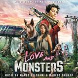 LOVE AND MONSTERS (MUSIQUE DE FILM) - MARCO BELTRAMI (CD)