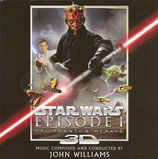 STAR WARS EPISODE 1, LA MENACE FANTOME (MUSIQUE) - JOHN WILLIAMS (CD)