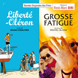 LIBERTE-OLERON / GROSSE FATIGUE (MUSIQUE DE FILM) - RENE-MARC BINI (CD)