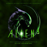 ALIEN 3 (MUSIQUE DE FILM) - ELLIOT GOLDENTHAL (2 CD)