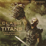 LE CHOC DES TITANS (CLASH OF THE TITANS) MUSIQUE FILM - RAMIN DJAWADI (CD)
