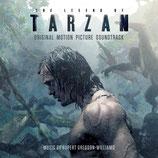 TARZAN (MUSIQUE DE FILM) - RUPERT GREGSON-WILLIAMS (CD)