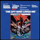 L'ESPION QUI M'AIMAIT (THE SPY WHO LOVED ME) MUSIQUE - MARVIN HAMLISCH (CD)