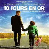 10 JOURS EN OR (MUSIQUE DE FILM) - ALAIN PEWZNER (CD)