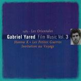 HANNA K / LES PETITES GUERRES (MUSIQUE DE FILM) - GABRIEL YARED (CD)