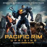 PACIFIC RIM : UPRISING (MUSIQUE DE FILM) - LORNE BALFE (CD)