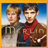 MERLIN SAISON 2 (MUSIQUE DE FILM) - ROB LANE - ROHAN STEVENSON (CD)