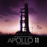 APOLLO 11 (MUSIQUE DE FILM) - MATT MORTON (CD)