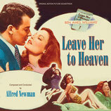 PECHE MORTEL (LEAVE HER TO HEAVEN) MUSIQUE - ALFRED NEWMAN (CD)