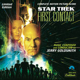 STAR TREK : PREMIER CONTACT (MUSIQUE DE FILM) - JERRY GOLDSMITH (CD)
