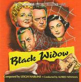 LA VEUVE NOIRE (BLACK WIDOW) - MUSIQUE DE FILM - LEIGH HARLINE (CD)