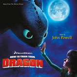 DRAGONS (HOW TO TRAIN YOUR DRAGON) MUSIQUE - JOHN POWELL (CD)