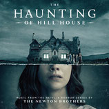 THE HAUNTING OF HILL HOUSE - THE NEWTON BROTHERS (CD + AUTOGRAPHE)
