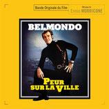 PEUR SUR LA VILLE (MUSIQUE DE FILM) - ENNIO MORRICONE (CD)