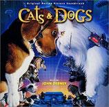 COMME CHIENS ET CHATS (CATS & DOGS) MUSIQUE - JOHN DEBNEY (CD)